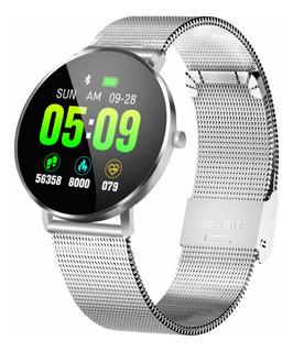 Smartwatch F25 Podometro Deporte Presion Calorias Musica Bt