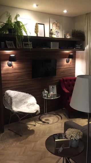 Apartamento 51m - 2 Dormitórios - Closet - 1 Vaga