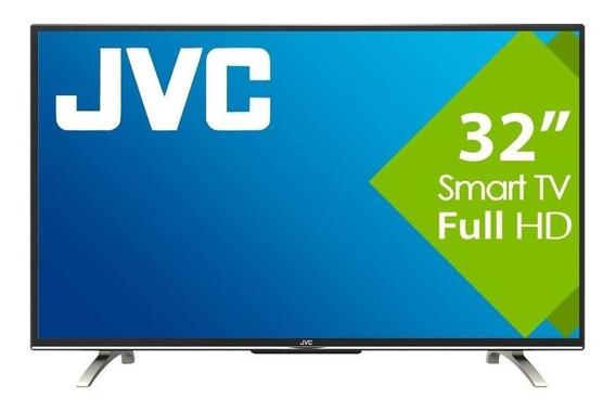 Smart Tv Led 32 Fullhd Jvc