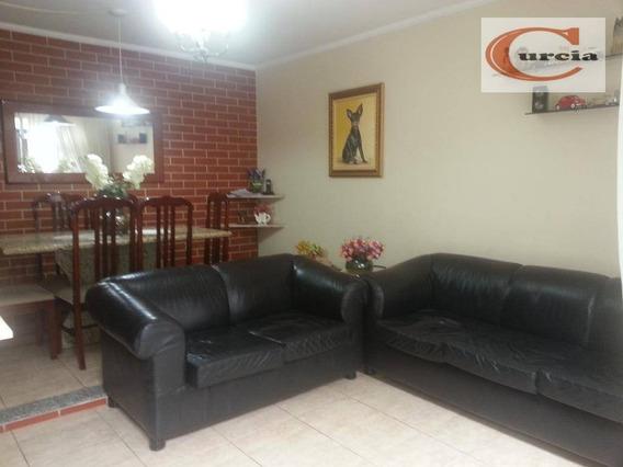 Casa Com 3 Dormitórios À Venda, 105 M² Por R$ 636.000,00 - Vila Santa Catarina - São Paulo/sp - Ca0179