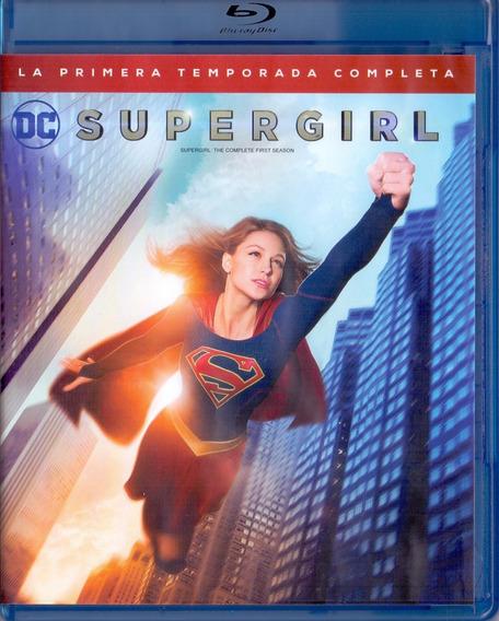Supergirl Superchica Primera Temporada 1 Uno Blu-ray