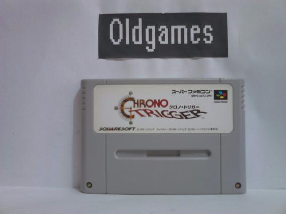 Chrono Trigger - Super Famicom Nintendo Original Japonesa