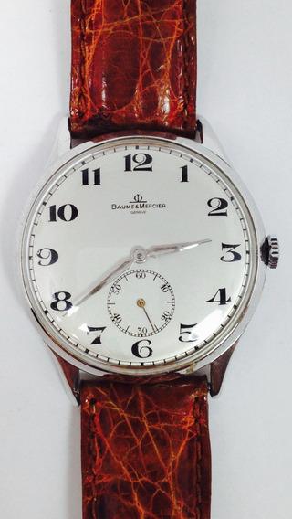 Reloj Marca Baume & Mercier Para Caballero (ref 490)