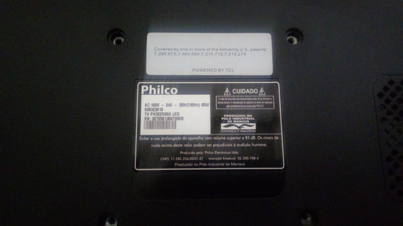 Tv Philco Ph32e5sg Led R