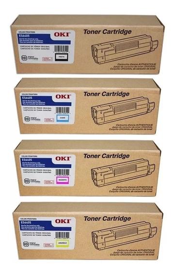 Cartucho Toner Oki Es6405 Preto 8k - 44315344