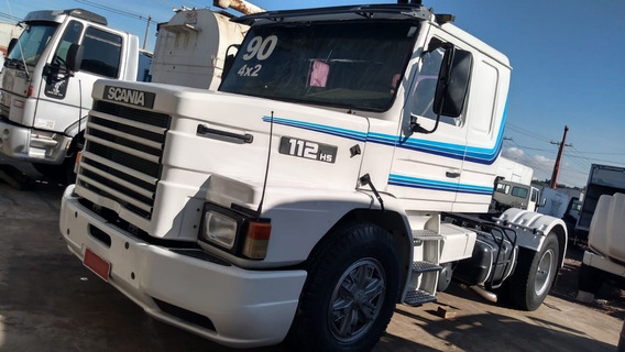 Scania 112 Hs - Ano 90