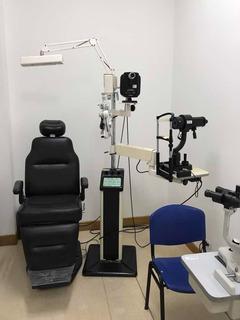 Unidad De Refracción Optometría Y/o Oftalmología