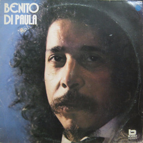Benito De Paula - Lp Violão Não Se Empresta A Ninguém - 1991