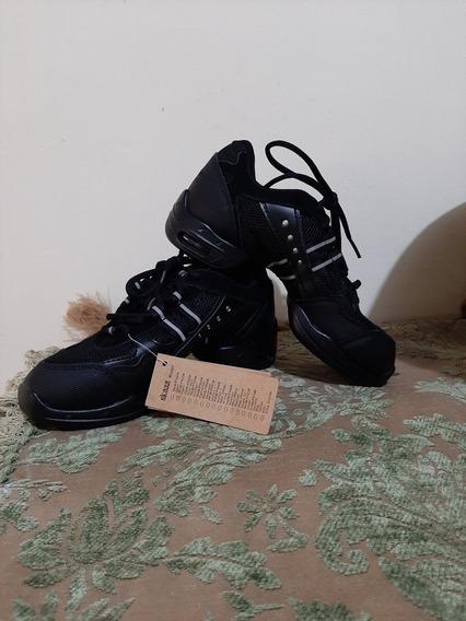 Sneakers Jazz Sansha Talla 3.5