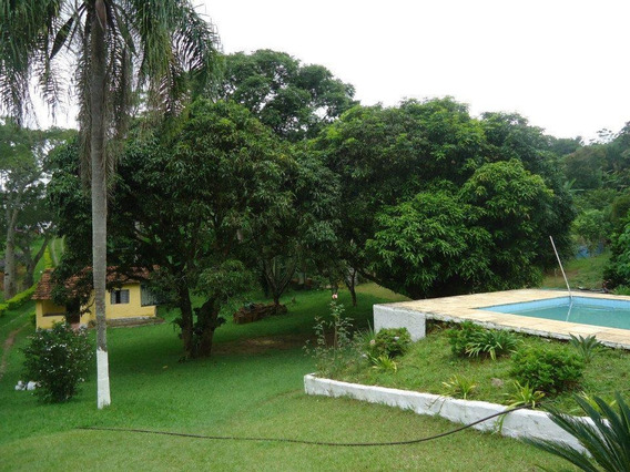 Sítio Rural À Venda, Chácaras Monte Serrat, Itapevi. - Si0018