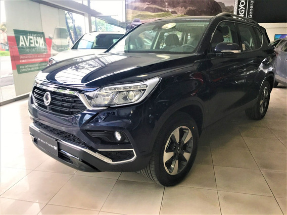 Ssangyong Rexton G4 Turbo Gasolina 4x4 Automatica