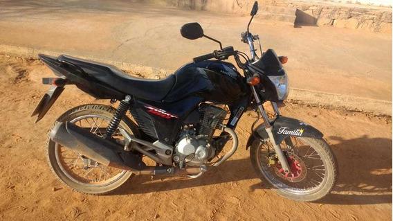 Honda Cg Start 160 Cc