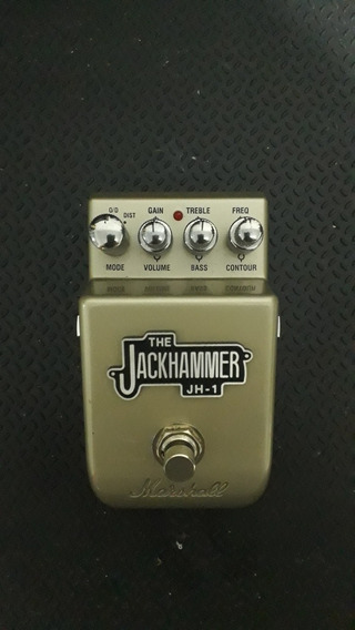 Pedal Marshall Ther Jackhammer Jh-1