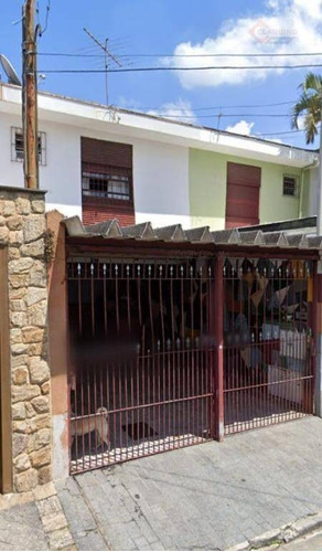Sobrado Com 3 Dormitórios , Sendo 1 Suite E 4 Vagas À Venda, 200 M² Por R$ 650.000 - Jardim Aricanduva - São Paulo/sp - So1233
