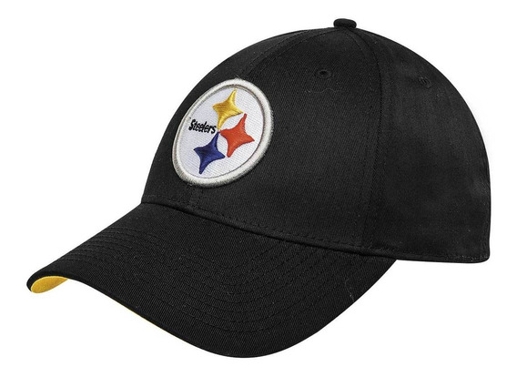 Gorra Steelers New Era Negro 057-639