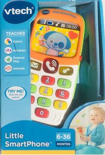 Celular Telefono Juguete Niños Bebés Vtech Animales Phone