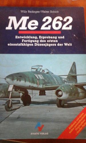 Livro Me 262