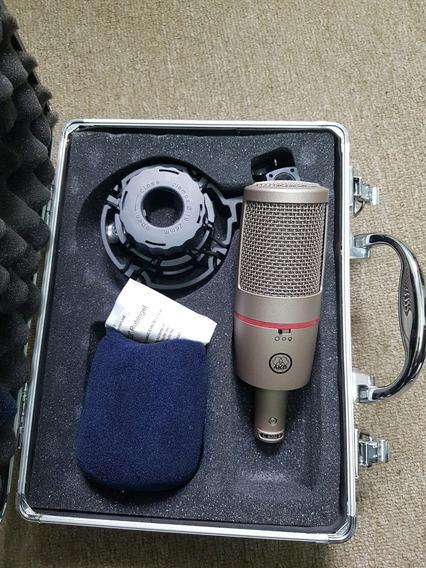 Microfone Akg C4000b