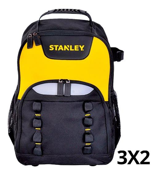 Promo 3x2 Mochila Para Herramientas Stanley Stst515155