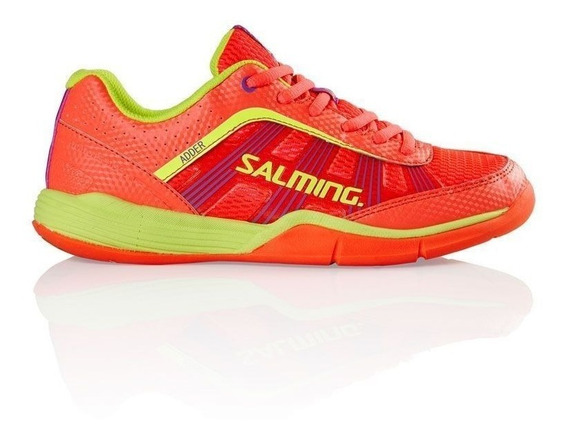 Zapatillas Salming Adder Orange - Handball/squash/volley