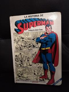La Historia De Superman. Novaro