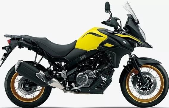 V-strom Xt 650 - Suzuki 2020 - Taxa 0% - ( J )