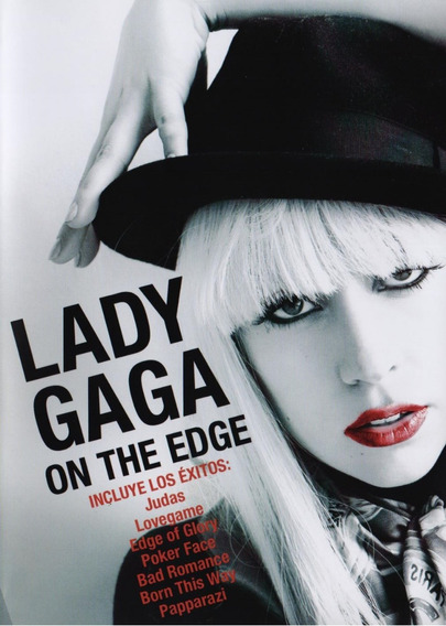 Lady Gaga On The Edge Concierto Dvd