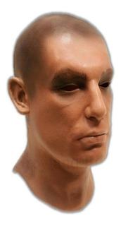 Máscara Espuma Latex Super Realista Profissional Homem Kblo