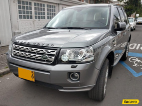 Vendo Camioneta Land Rover Freelander 2hse Con Turbo