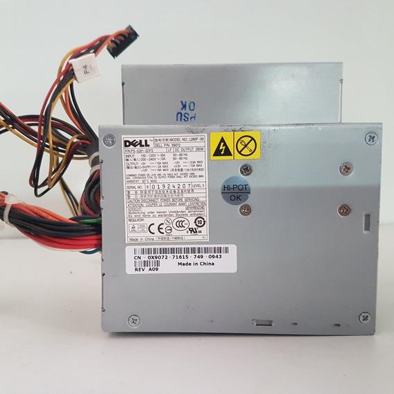 Fonte Dell 280w - L280p-00