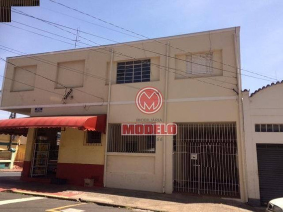 Sobrado Com 3 Dormitórios Para Alugar, 124 M² Por R$ 1.300,00/mês - Alto - Piracicaba/sp - So0024