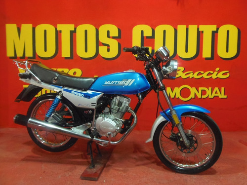 Yumbo Speed Baccio F Zanella Sapucai Otras == Motos Couto ==
