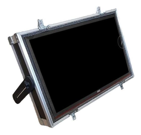 Case Para Monitor Palco - Escolha Seu Modelo (19-21 Pol.)