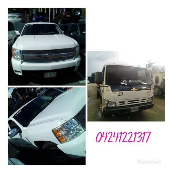 Chevrolet Npr Npr 2012 Y Silverado
