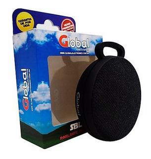 Parlante Bluetooth Portatil Premium Tela Entrada Micro Sd 3w