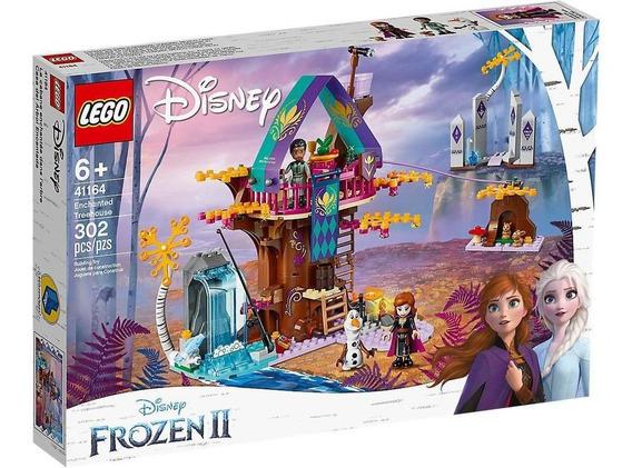 Lego Disney Frozen Casa En El Arbol Encantada 41164