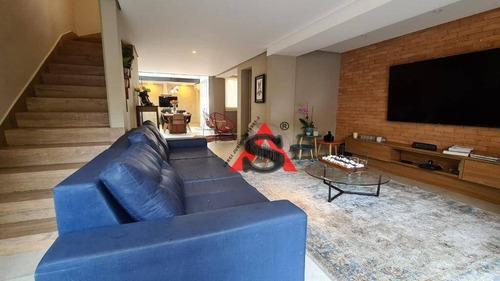Sobrado Com 3 Dormitórios À Venda, 200 M² Por R$ 2.900.000,00 - Vila Olímpia - São Paulo/sp - So5250