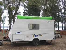 Casa Rodante Caravana Modelo 430 Premium (4 Pax)