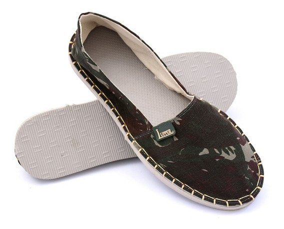 Alpargatas Lupper Shoes Origine I Camuflada