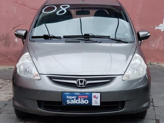 Honda Fit 2008 Ex 1.5 Automático