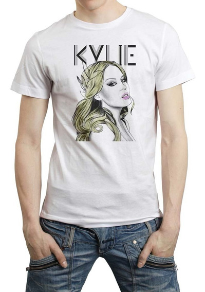 Kylie Minogue Playera Hombre Mujer