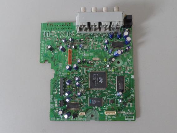 Placa Principal Mpeg - Dvd Semp - Mod: Sd-7063slx