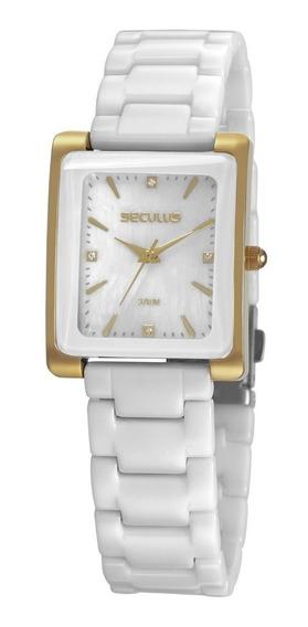 Relógio Seculus Feminino 20748lpsvdq1