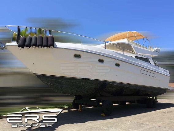 Intermarine 440 Full 1998 Azimut Phantom Sessa Sedna