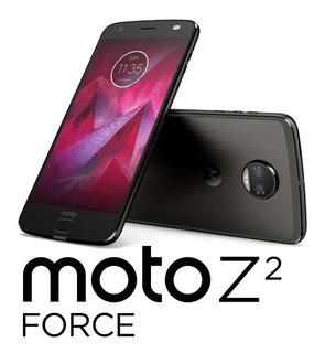 Moto Z2 Force 64gb Equipos De Exhibicion Envio Gratis A Msi