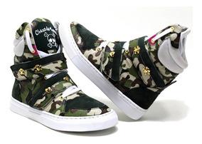 Tênis Sneaker Bota Treino Academia Fitness Dança Frete Gráts