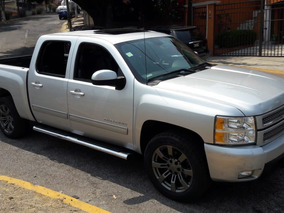 Chevrolet Cheyenne Ltz Qc Piel Maximo Equipo