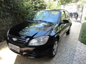 Chevrolet Prisma 1.4 Lt Econoflex 4p Preto Com Direção 2012