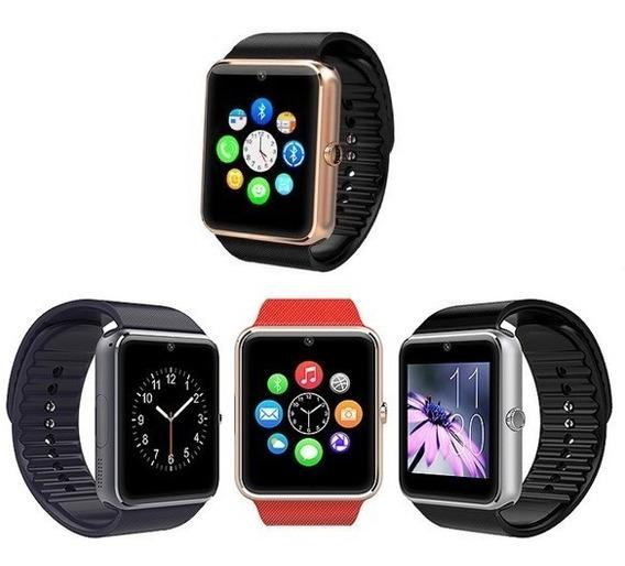 Reloj Inteligente Smartwatch Gt08 Sim Card Tienda Fisica