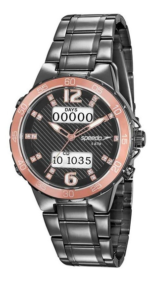 Relógio De Pulso Speedo Feminino Cód. 15009lpevse2